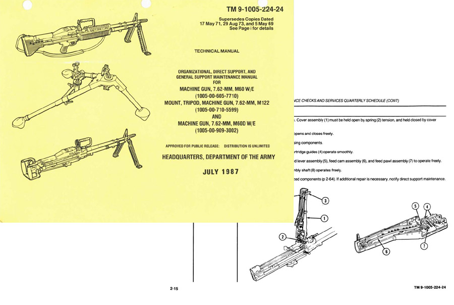 cornell publications llc links to us rifle catalog and manual reprints rh cornellpubs com M249 TM technical manual for m249 saw