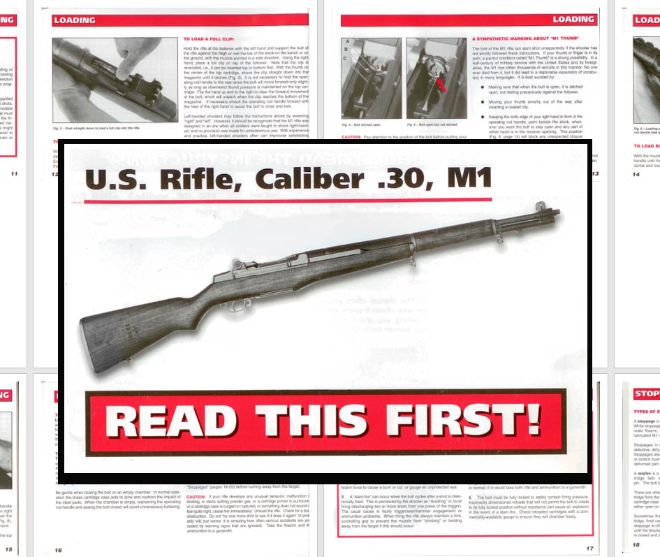 Cornell Publications LLC | Links to US Rifle Catalog and